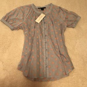 NWT French Connection blouse
